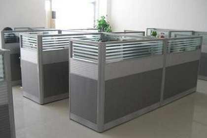 高价回收东莞办公屏风、卡座、书柜、文件柜