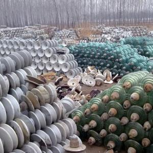 沧州电力瓷瓶回收