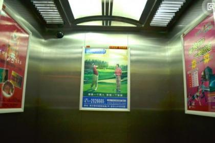 濟南小區燈箱廣告