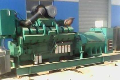广州发电机回收,电话预约,上门估价