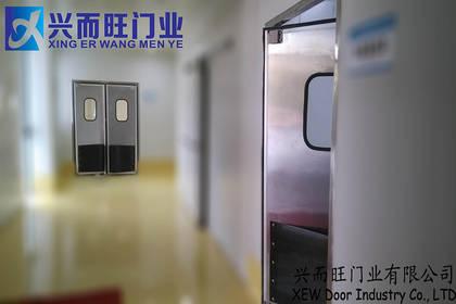 天津不锈钢自由门设计