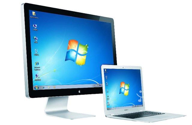 郑州苹果电脑维修安装windows7双系统