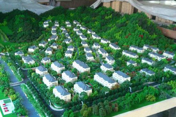 赤峰沙盘模型制作