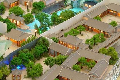 赤峰房产模型