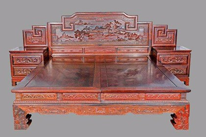 西安红木家具回收