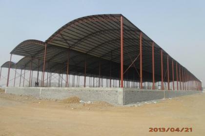 北京彩钢料棚钢结构棚彩钢棚大钢棚拱棚钢筋棚生产厂家