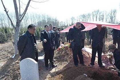 常州宜兴迁坟