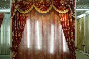 北京布艺窗帘定做