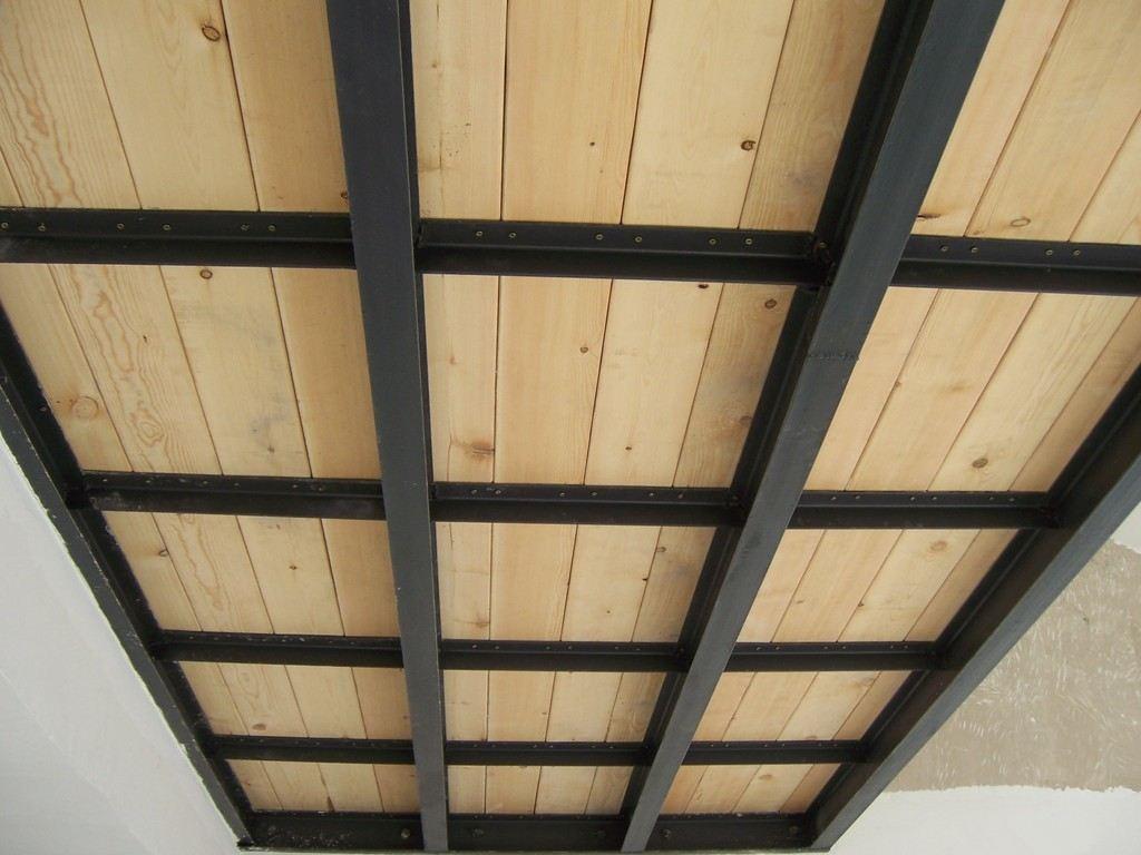 成都钢结构阁楼 钢木结构隔层