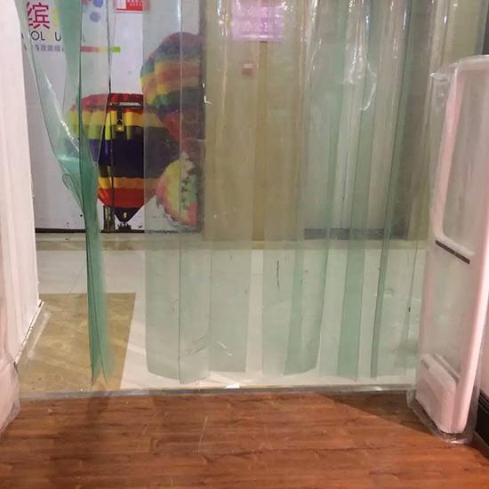 长沙服装店防盗门