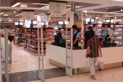 湖南超市防盗器