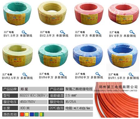 郑州橡套电缆