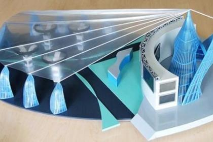 乌鲁木齐建筑模型
