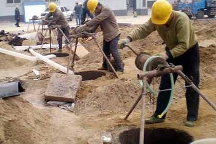 广州抗浮锚杆施工队