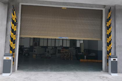 温州停车场道闸生产厂家