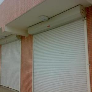合肥铝合金卷帘门安装