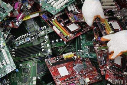 废旧电路板回收处理方法和产物介绍