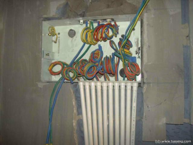 社区专业电工电路维修
