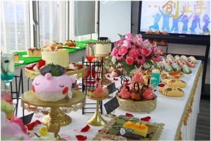 广州烘焙产业