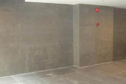 复合隔墙板安装