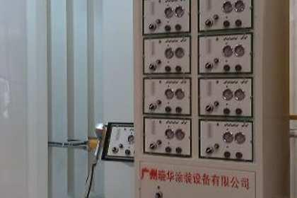 广州涂装设备静电喷枪 - 涂装设备价格咨询电话