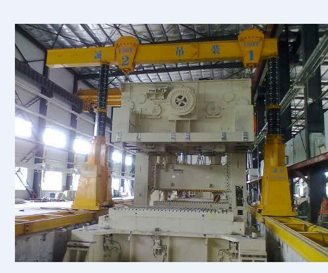 50吨龙门吊电路实物图
