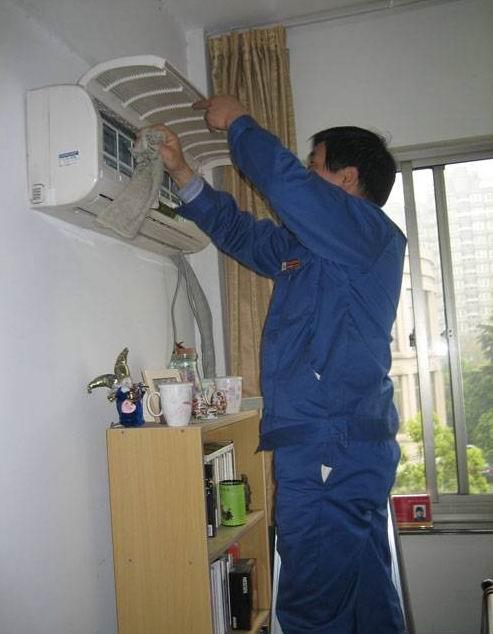九江美的空调指定维修点