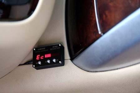 汽车动力提升