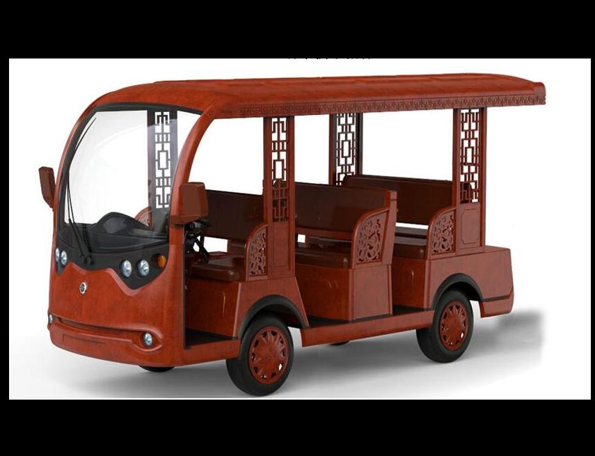 广州电动巡逻车