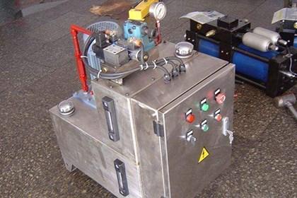 专业设计生产液压系统