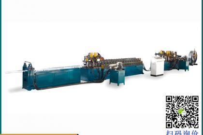 广州防火阀生产线