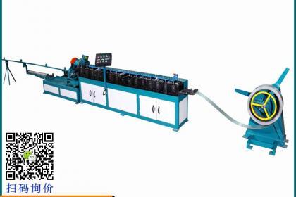 广州风管生产线
