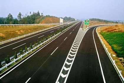 南京交通划线