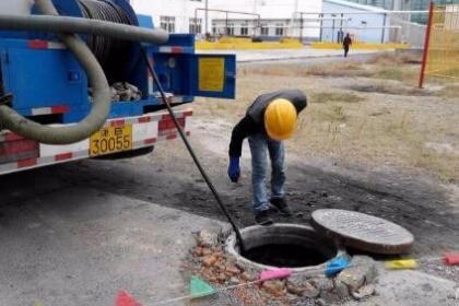 呼和浩特清理污水井