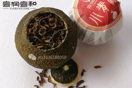 江门柠檬红茶