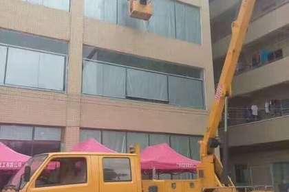 广州升降车云梯车出租