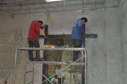 娄底打孔打墙