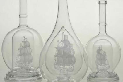 河间帆船酒瓶销售