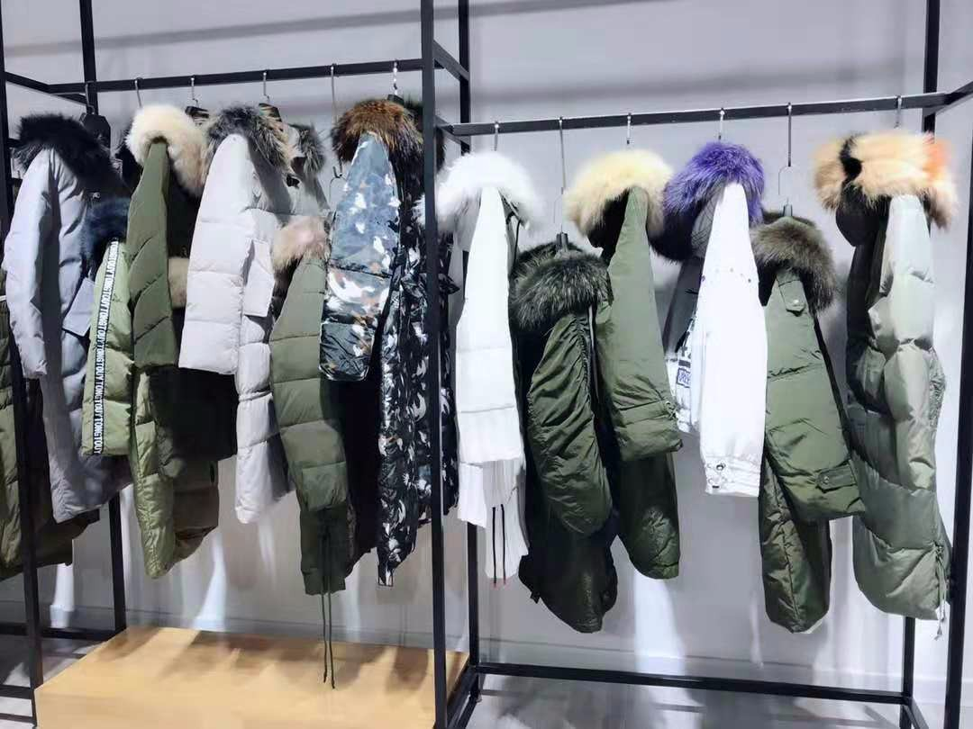 南宁品牌女装折扣店