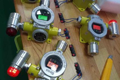 山东气体检测报警设备