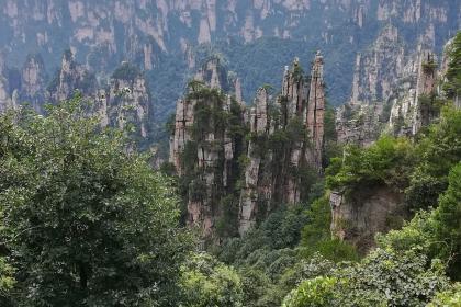 天门山旅游