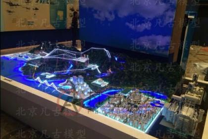 北京石化模型制作