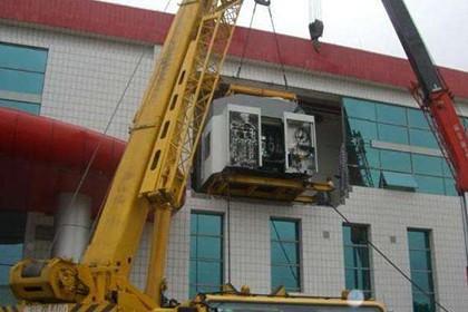 长沙大型设备吊装搬运