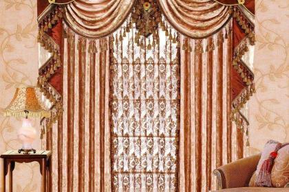 窗帘布艺连锁加盟