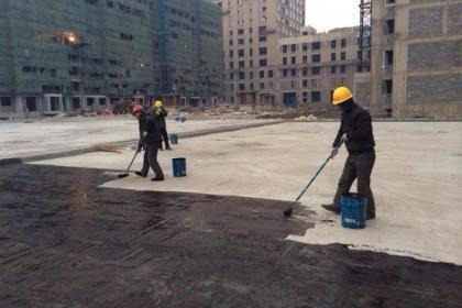 济南建筑防水工程