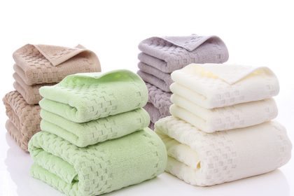 纯棉礼品毛巾定做