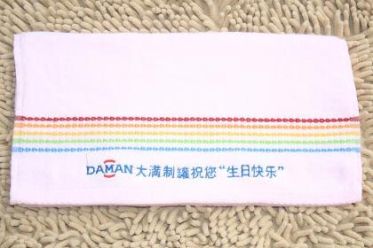 深圳广告毛巾厂家