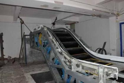 山东济南二手电梯回收