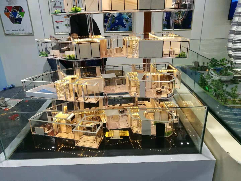 海口建筑模型定做