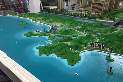 区域规划模型设计